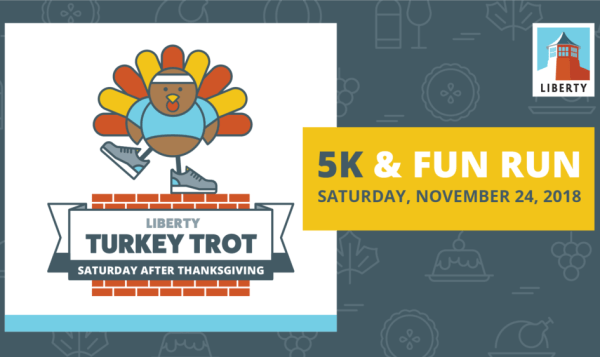 Inaugural Liberty Turkey Trot
