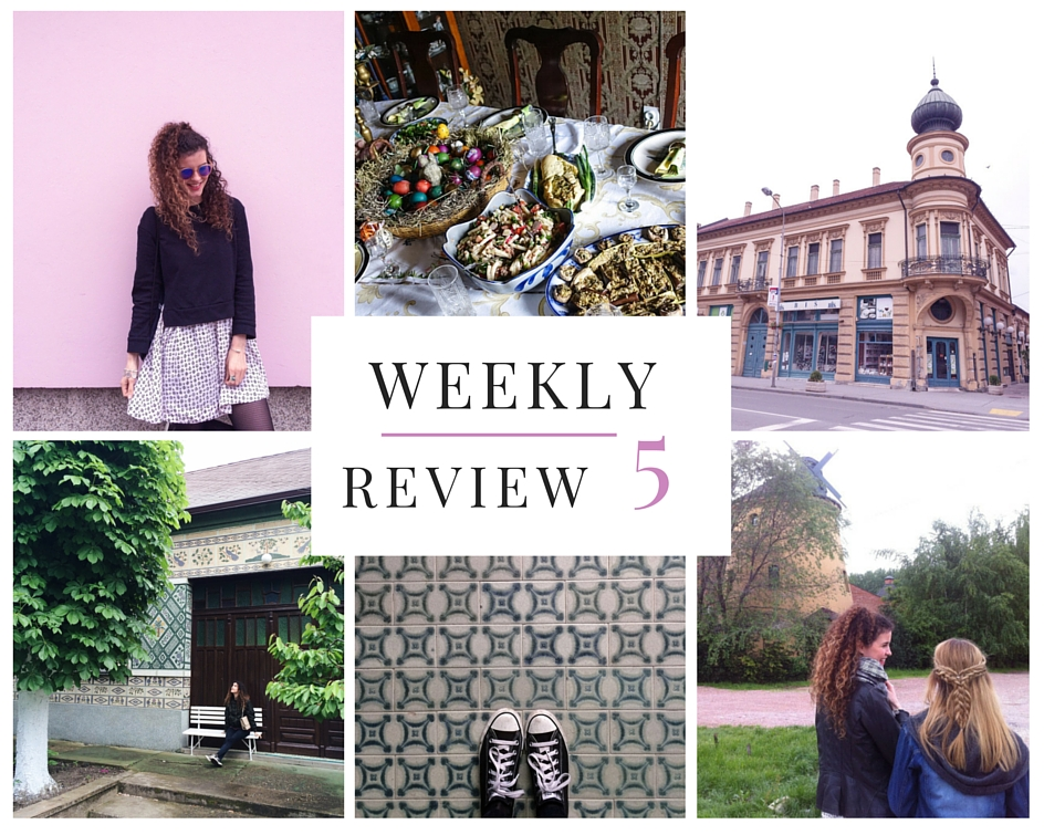 serbia weekly review