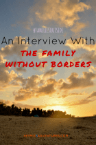 Families Outside: An Interview with The Family Without Borders || heymissadventures.com