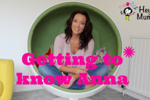 Getting to Know Anna