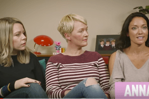 Tantrums – Channel Mum with Supernanny featuring Anna