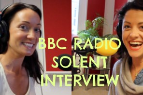 MAD BLOG AWARDS – Interview BBC Radio Solent/Dorset with Steve Harris