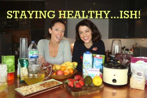 WOMEN'S HEALTH – Trying to stay healthy when you're a busy mum