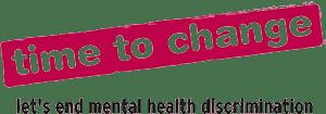 Time To Change - let's end mental health discrimination