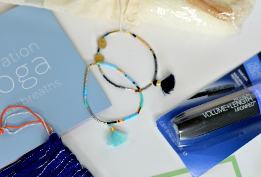 Bluma Project Bracelets from PopSugar MustHave May 2016 Box. Full Unboxing and review on Hey There, Chelsie // www.heytherechelsie.com