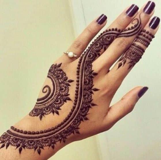 diseños de henna para tattoos