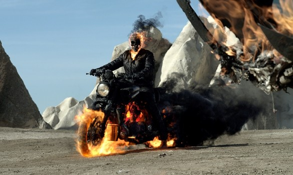 Ghost Rider 2 2 585x350 Top Ten: 21st Century Movie Turkeys