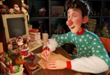 Arthur Christmas 3 220x150 Arthur Christmas DVD Review