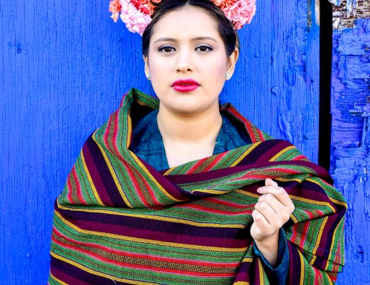 Modern Day Frida Kahlo - Hey! Wendy Vanessa