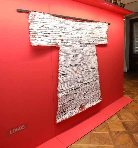Venia Dimitrakopoulou. Futuro Primordiale – Suono [Trieste, Civico Museo Sartorio e Castello di San Giusto, 13 aprile - 16 giugno 2019].