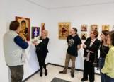 Visita guidata alla mostra dall'artista Carolina Franza.
