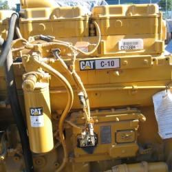 Cat C-10 012