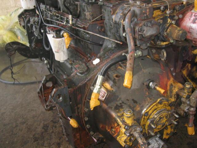 Komatsu D85A-18 Engine (1)