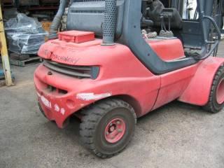 Linde 2.5 Forklift (1)