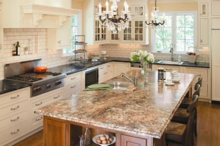 choosing kitchen countertops | hgtv