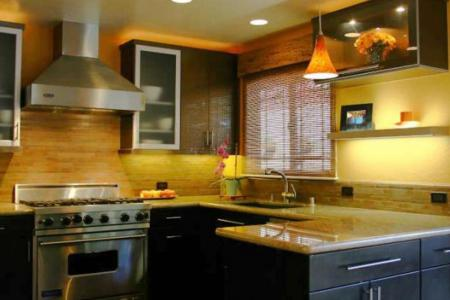 how to design an eco friendly kitchen | hgtv