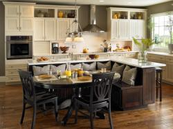 Superb Options Hgtv S Hgtv Kitchen Counter Height Table Island Kitchen Island Table Ideas Options Kitchen Island Table Ideas