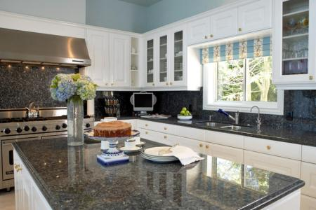 popular kitchen countertops pictures & ideas from hgtv | hgtv