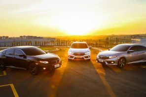 Novo Honda Civic chega em sua 10º geração no Brasil