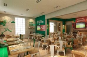 Palmeiras lança rede oficial de restaurantes