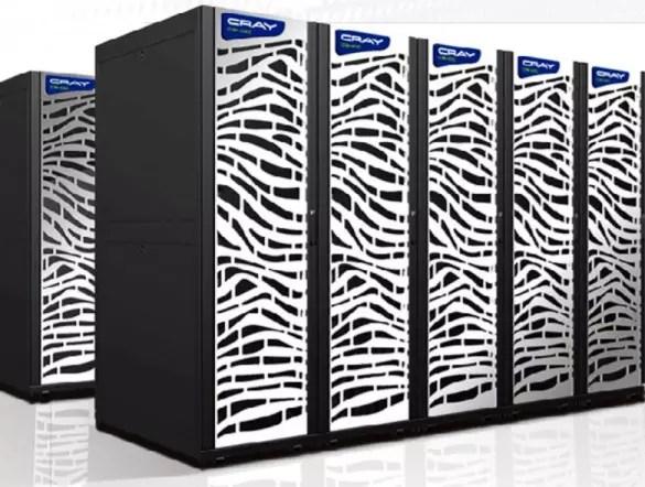 Суперкомпьютер Cray CS-Storm