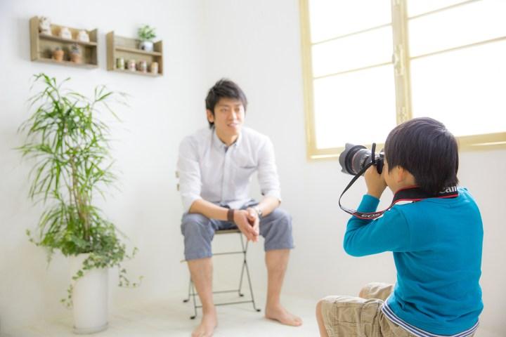 日々是好日|夏休み|自由研究|習志野市|写真館|フォトスタジオ