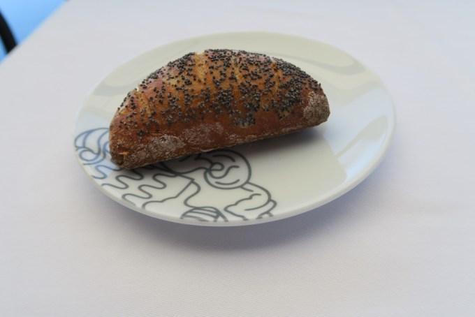 シャトーエザ レストラン ランチ フレンチ パン02