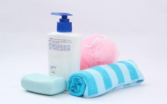 赤ちゃんの夏のお風呂回数