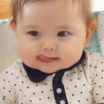 赤ちゃんの月見団子 簡単レシピ☆幼児や離乳食の子にも