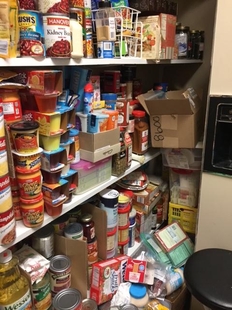 full kitchen pantry