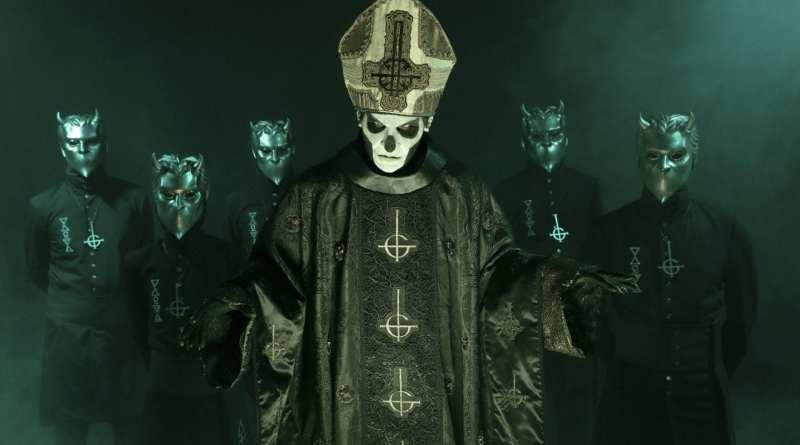 Ghost Popestar EP