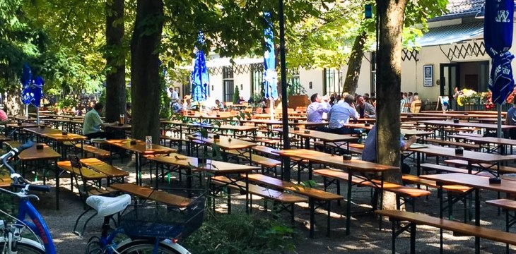 Hidden Munich: Secret Beergardens (Part 2)