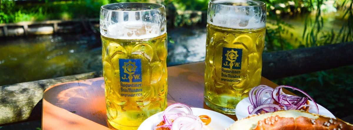 Hidden Munich: Secret Beergardens