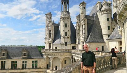 Loire Valley Chambord Castle