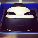 PlayStation VRゲット!解像度は少し足りないが、初めてのVRは凄かった。