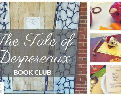 The Tale of Despereaux Book Club