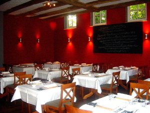 Interior of a German Michelin Starred Place? YES!