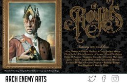 'The Royals' Group Show