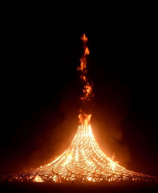 burningman 2018 temple galaxia