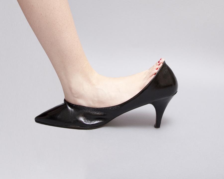olivia locher how to wear heels