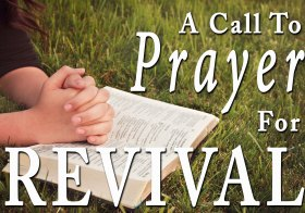 Call to Prayer for Revival