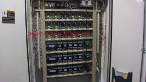 Tridium HVAC Control Panel in a large Data Center