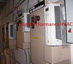 York Variable Frequency Drives VFDs