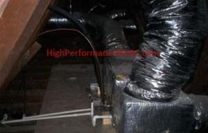 Attic Installation Horizontal Flow Air Handler – Attic Air Handler – AHU