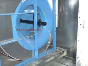 HVAC Air Conditioner Squarrel Cage Blower