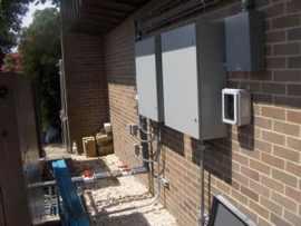 HVAC 3R NEMA Rated Control Panels | DDC Installation