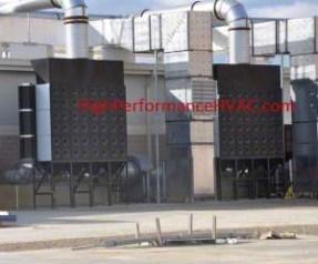 Dust Smoke Filter Banks