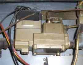 Standing Pilot Gas Valve Propane Heating   HVAC Heating