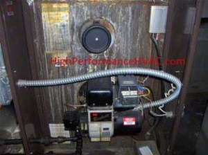 Heating Oil Furnace Condensation Problems