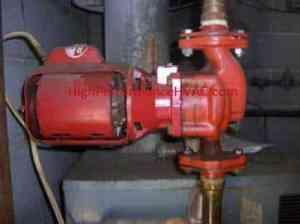Boiler Circulator Pump